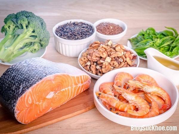 1411 Thực phẩm giúp âm đạo khỏe mạnh