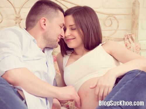 168 Có nên làm chuyện ấy khi mang thai?