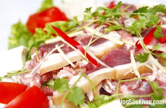 1106 Thực phẩm cần kiêng khi bị bệnh gan