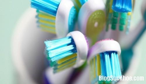 1285 Sử dụng bàn chải đánh răng như thế nào mới đúng?