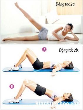 1109 Những cách giảm béo đùi hiệu quả