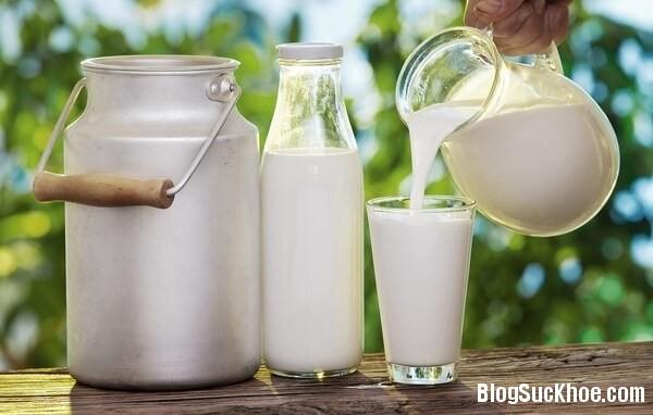 1298 Chăm sóc da toàn diện với sữa dê