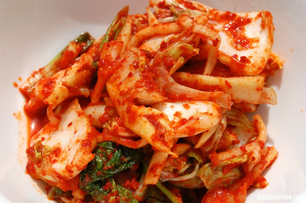 1387 1024x681 Bí quyết làm đẹp hiệu quả từ món ăn Hàn Quốc