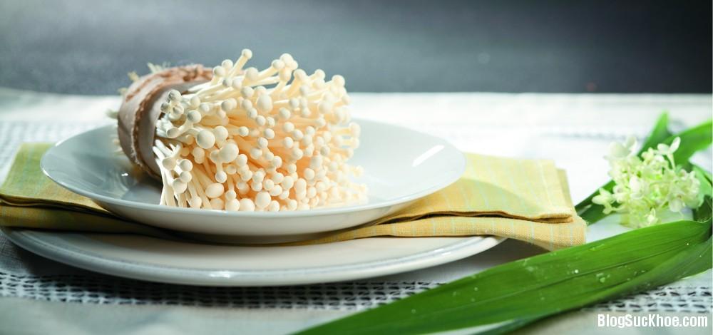 1396 Những điều cần biết khi ăn nấm kim châm