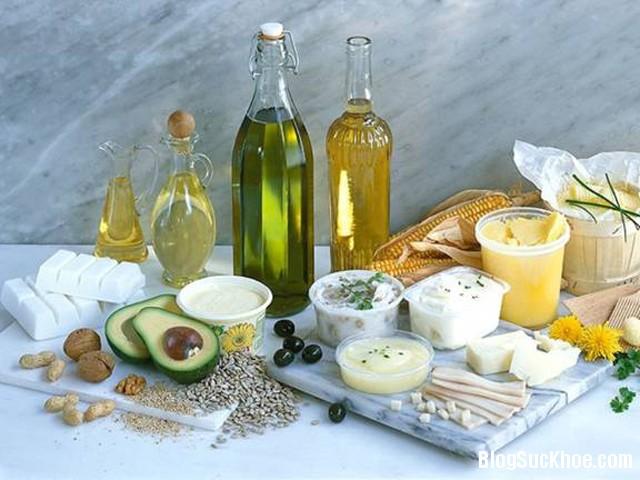 157 Dùng chất béo đúng cách để cơ thể khỏe mạnh