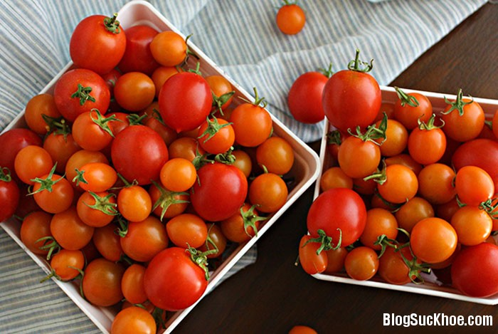 1 210 5 lưu ý tuyệt đối không làm khi ăn cà chua