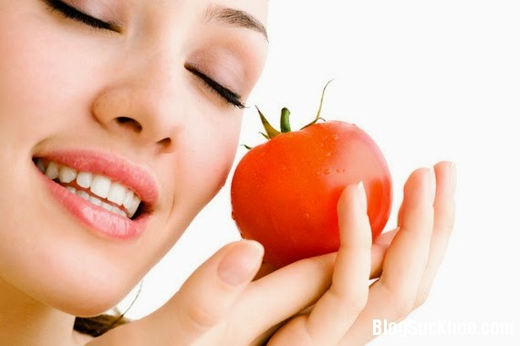1 307 Da khỏe, dáng đẹp với cà chua