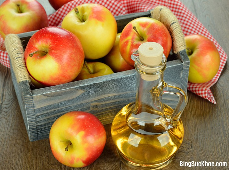 1 90 10 mẹo nhỏ chăm sóc sắc đẹp hàng ngày với giấm táo