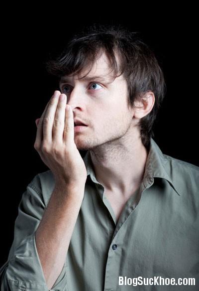 131 Mùi cơ thể nói lên điều gì về sức khỏe phái mạnh?