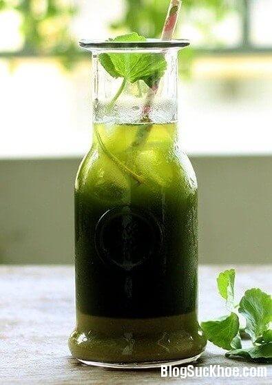 150 Nước uống cây nhà lá vườn giúp sản phụ giải nhiệt mùa nóng
