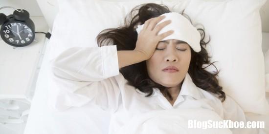 bi dau nua dau co the do ban bi thieu vitamin d2 550x275 Thiếu vitamin D có thể gây đau nửa đầu