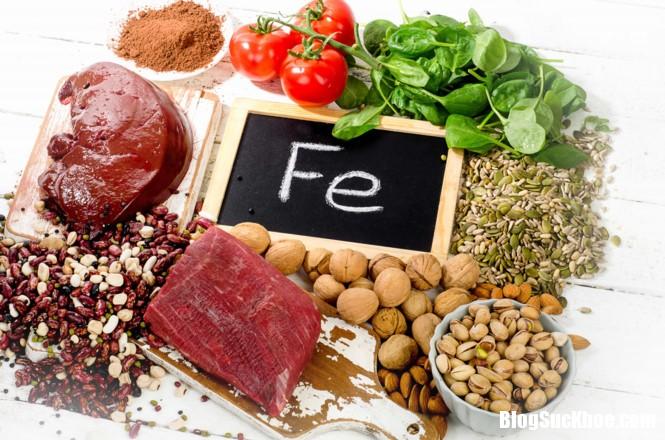 sắt Những thực phẩm bổ sung sắt cực tốt và an toàn cho bà bầu