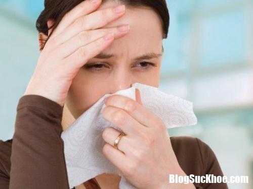 Sai lam trong dieu tri viem mui 1 Tự mua thuốc để nhỏ mũi để điều trị viêm mũi gây ra nhiều hậu quả đáng tiếc