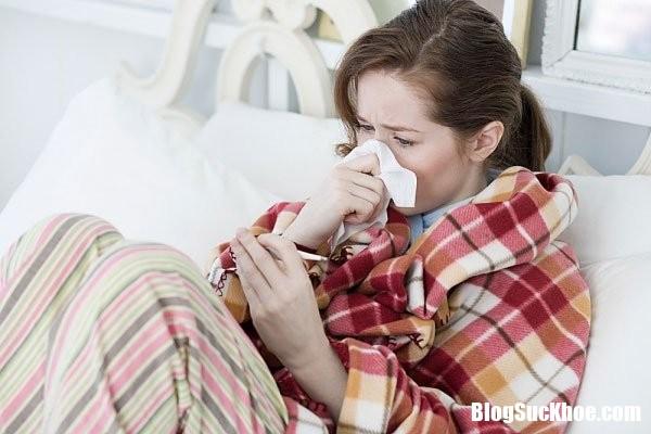 cam cum Khi có dấu hiệu bị cảm cúm cần làm ngay những việc này