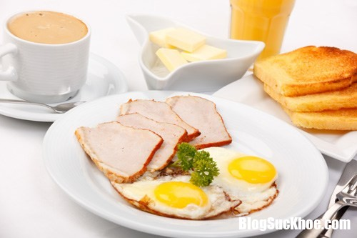 nhung loai thuc pham khong nen an vao buoi sang 1 Những thực phẩm không nên ăn vào bữa sáng