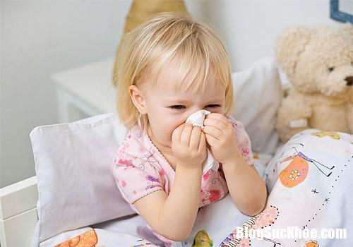 photo 1 1508377454077 Những mẹo đơn giản trị sổ mũi cho bé không dùng kháng sinh