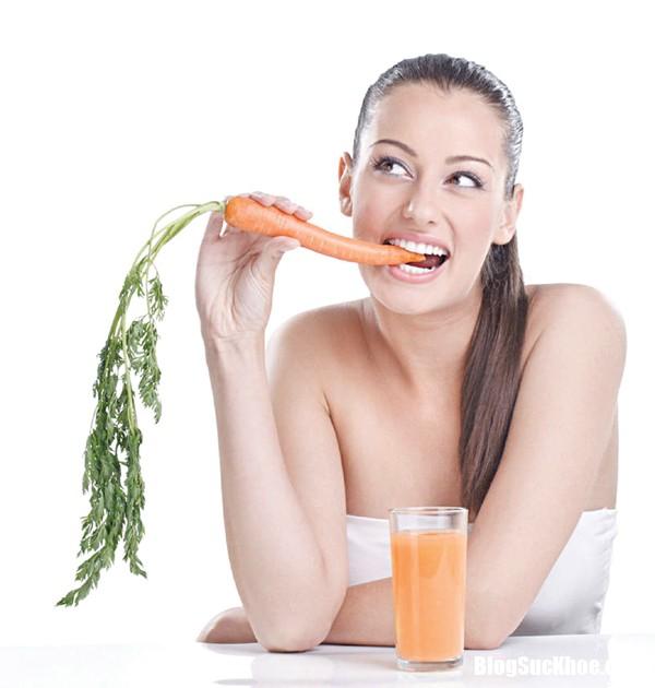 rau trongcay566 Những tác dụng không tưởng của cà rốt mà có thể bạn sẽ bất ngờ