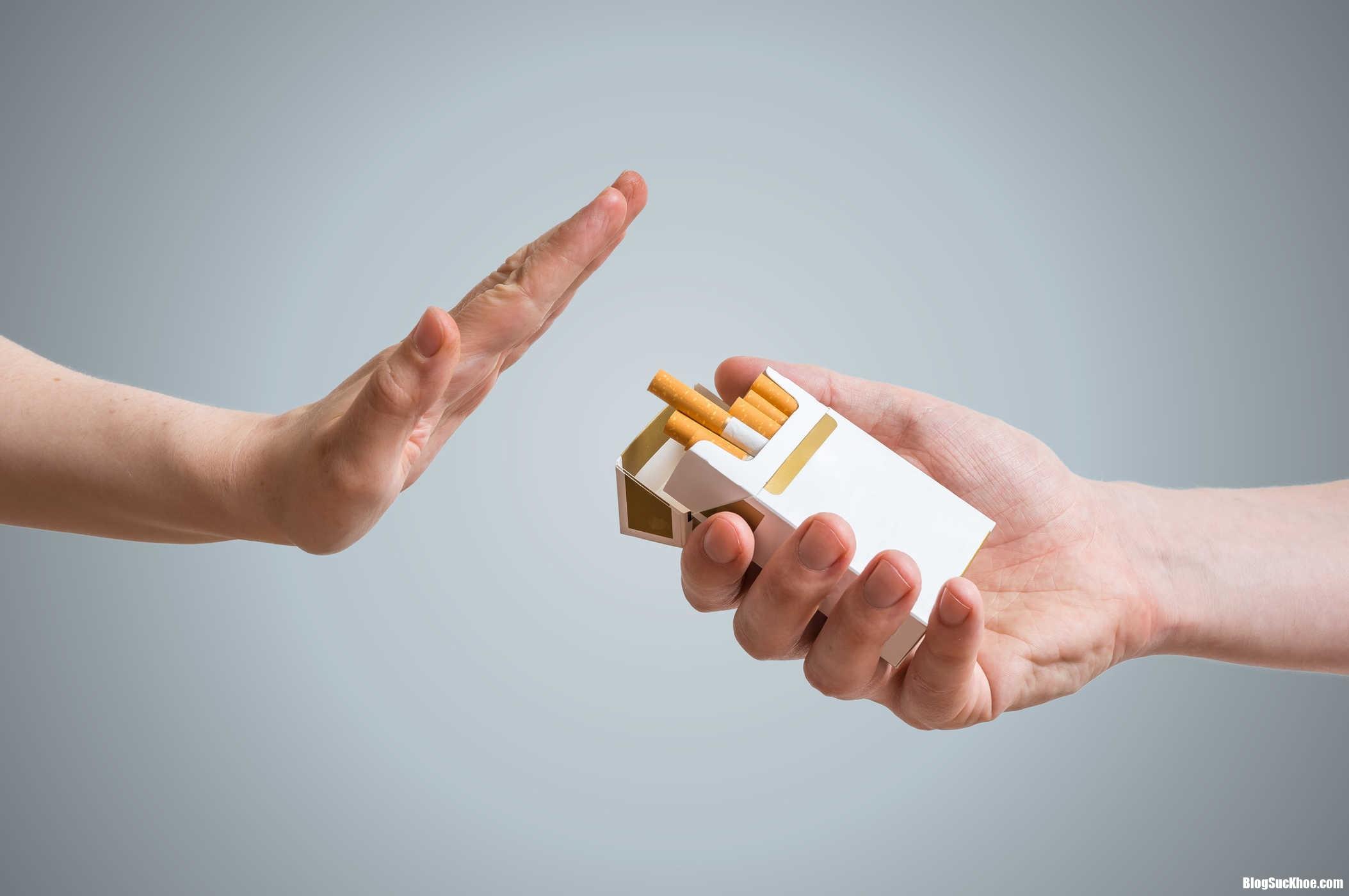 hanh xinh211 Những thay đổi khác biệt của cơ thể khi ngừng thuốc lá