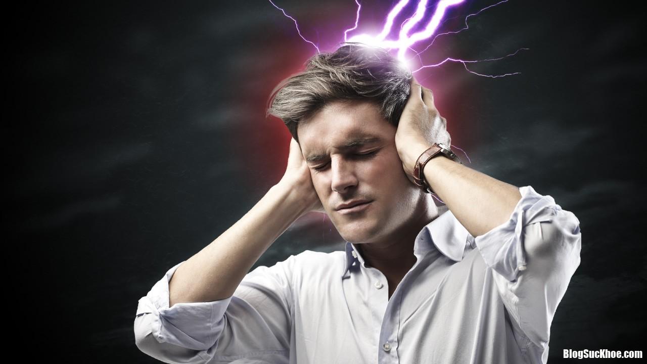 nhuc dau 1 Những cơn đau đầu thường gặp nhất và cách khắc phục