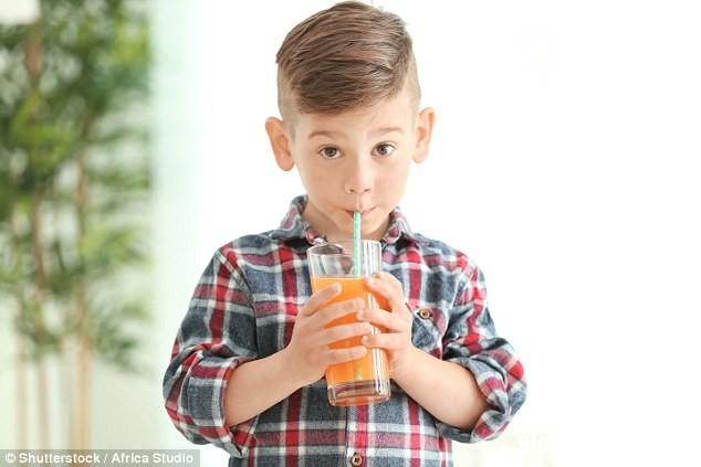 đồ uống có đường Nguy cơ mắc hen suyễn ở trẻ em do uống nhiều đồ ngọt