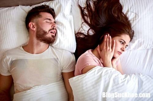16 3 2017 10 21 24 90 Ngủ ngáy có thể là dấu hiệu của 8 căn bệnh nguy hiểm sau