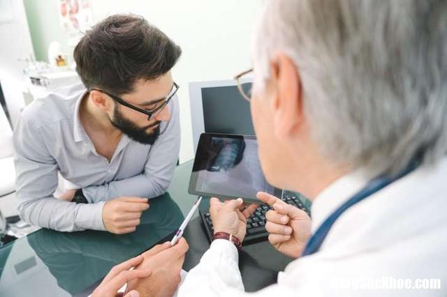 Những dấu hiệu sớm của ung thư phổi cần được lưu tâm