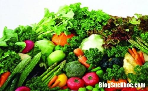 rau cu xo Chế độ ăn uống cho bệnh nhân sau mổ ruột thừa