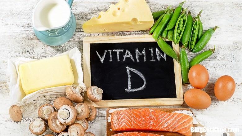 1 152885 Bổ sung vitamin D giúp cho động mạch linh hoạt và co giãn tốt hơn