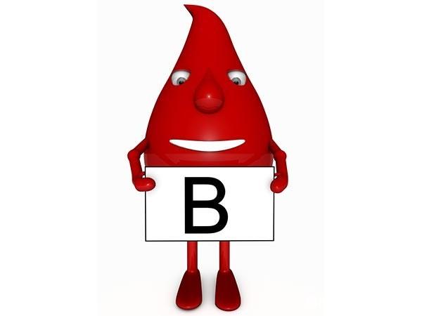 2 15716 Những bệnh người nhóm máu B có nguy cơ cao mắc phải