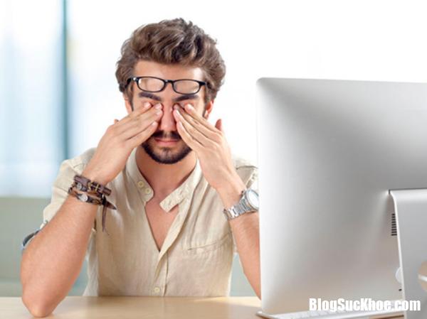 cach bao ve mat khi dung may tinh Tuyệt chiêu bảo vệ mắt cho người dùng máy tính lâu dài