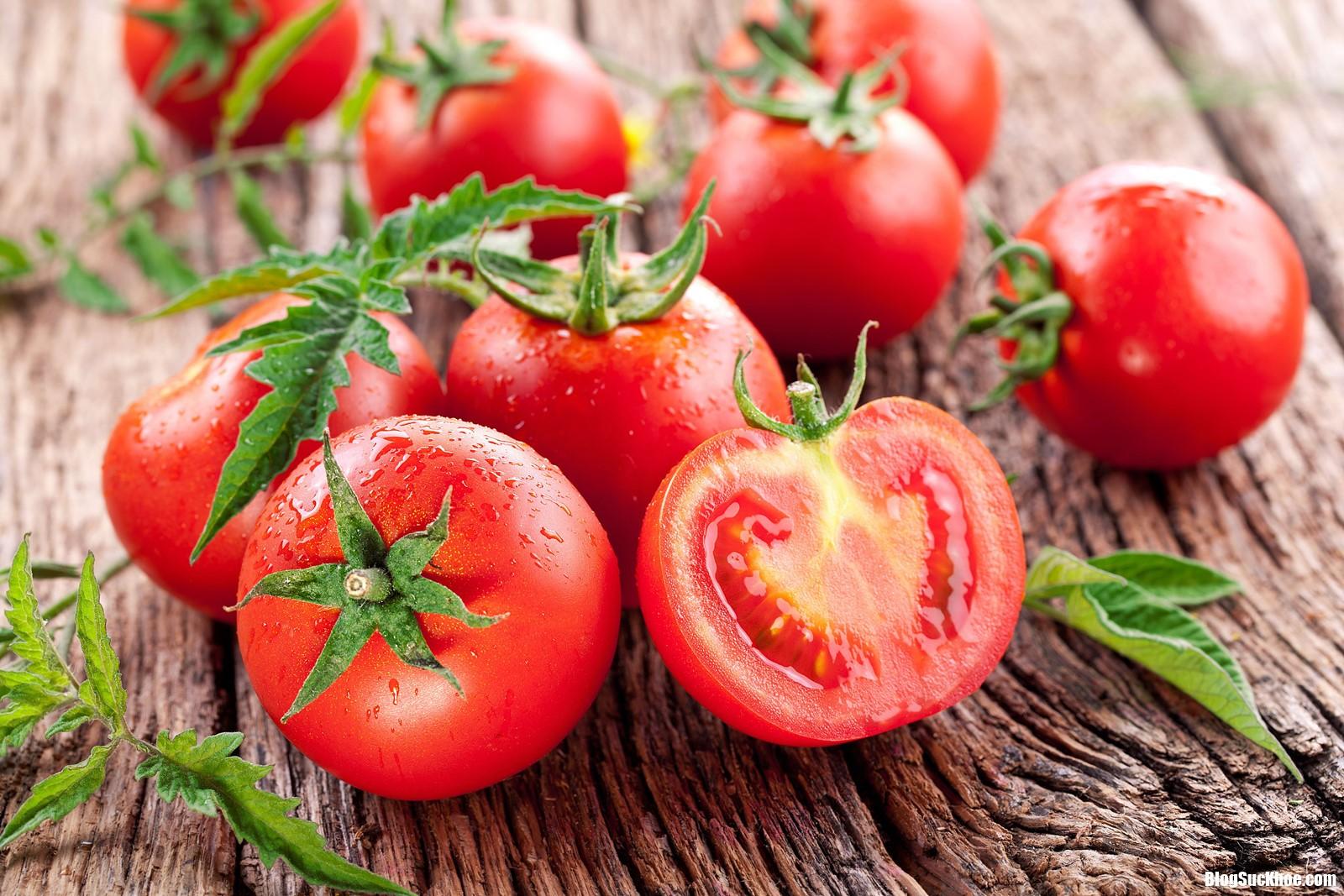 shutterstock 143668231 xifr Ăn cà chua tốt cho bệnh tim mạch