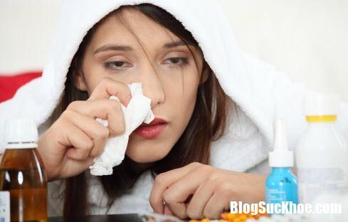 nhung lam tuong tai hai ve cam cum 1230403 Hiểu đúng hơn về cảm cúm