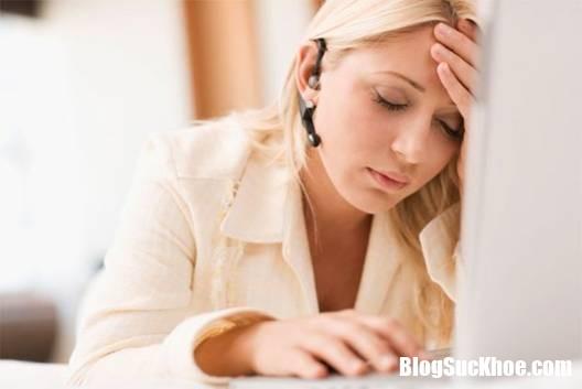 nguyen nhan thieu mau len nao Những nguyên nhân không ngờ gây thiếu máu lên não