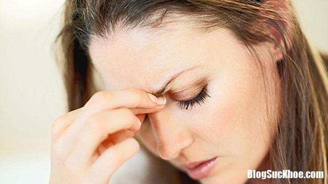 viem xoang tran Cách điều trị bệnh viêm xoang trán hiệu quả