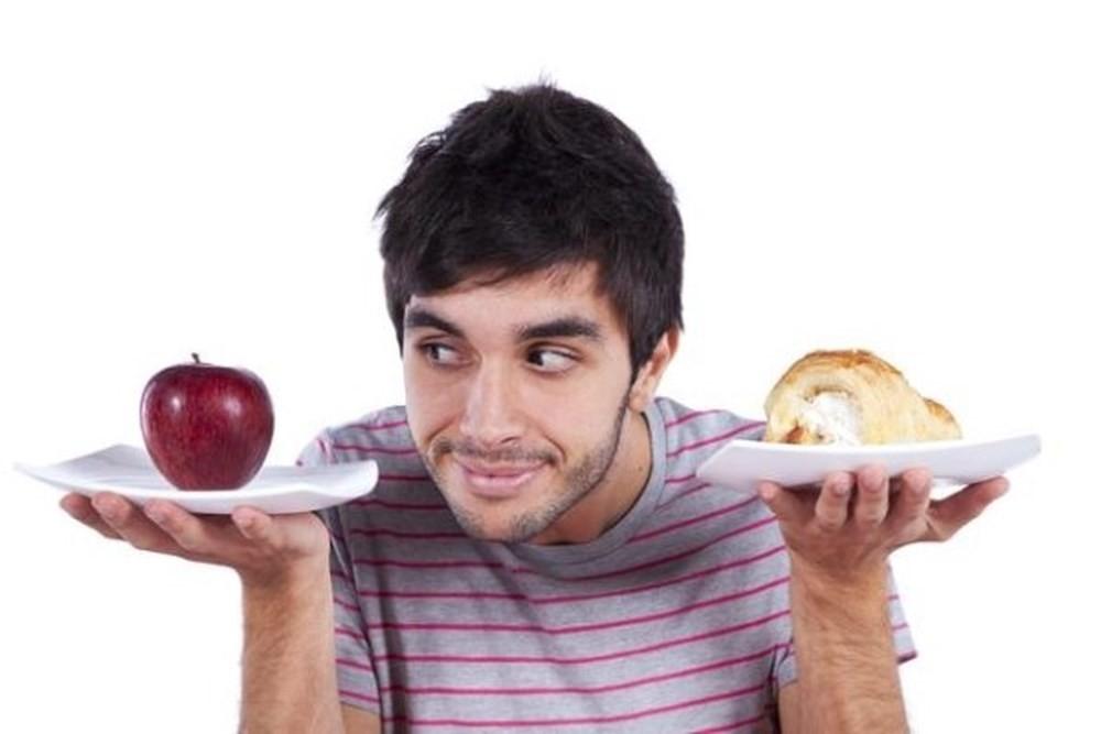 1 Mối liên hệ giữa đồ ngọt và những rối loạn về tâm trạng của nam giới