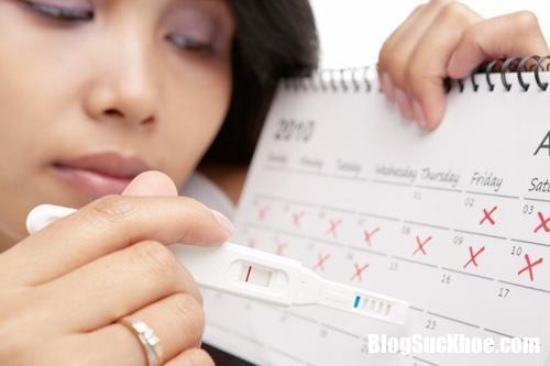 nguyen nhan gay tre kinh 1921921828 Điểm danh những nguyên nhân chính gây nên trễ kinh ở chị em phụ nữ