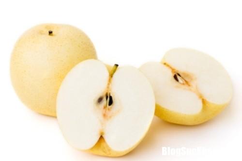 1 qua le 318giadinhonline 1614 1410144192700 Những loại thực phẩm giúp chữa táo bón hiệu quả