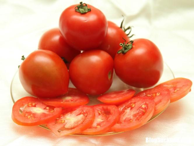 ca chua giup ngua ung thu da day 5345345 Ngăn ngừa ung thư dạ dày bằng cà chua bạn đã biết?