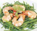 """Món ăn từ các loại thủy sản giúp tăng cường """"bản lĩnh nam giới"""""""