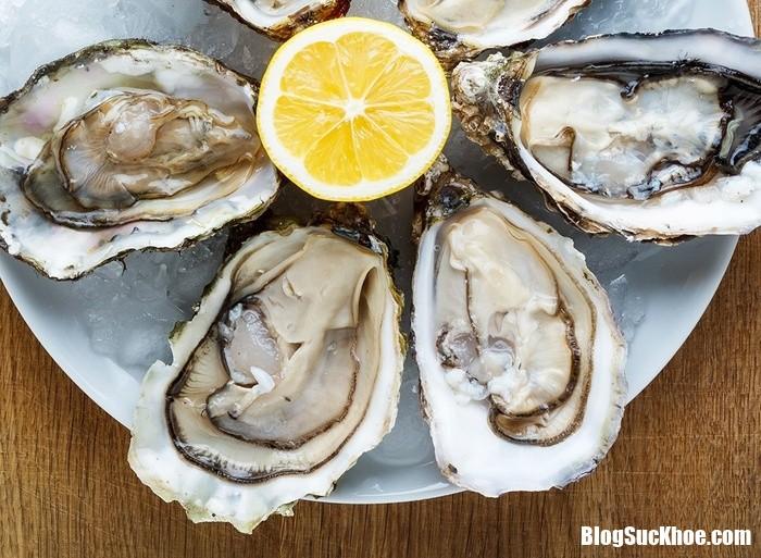 oysters testosterone boost 133022012 Chỉ cần vài mẹo này, chuyện ấy của bạn sẽ thăng hoa đến không ngờ