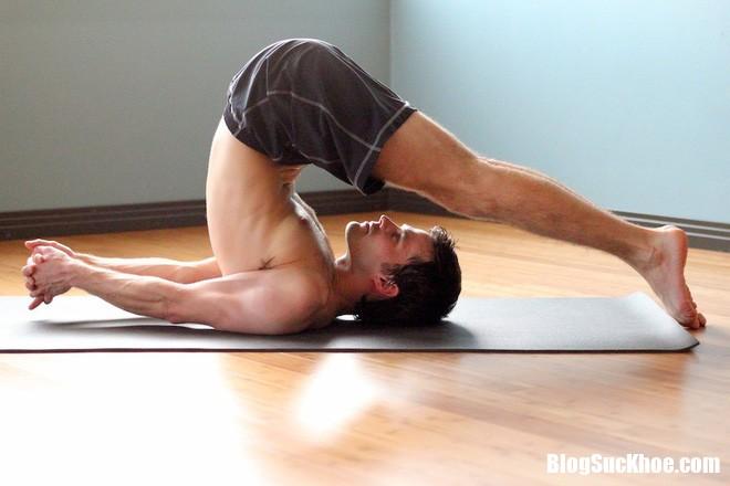 photo 1 15319745637751491763631 8 bài tập Yoga giúp tăng số lượng tinh trùng ở nam giới
