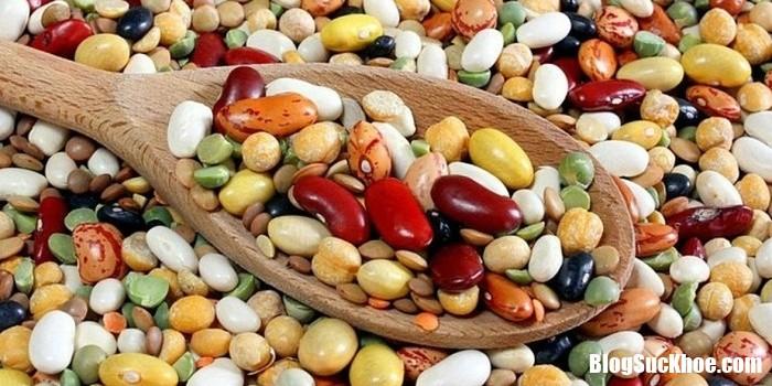 tac dung cua cac loai dau 102424382 Thải độc đại tràng an toàn và hiệu quả từ loạt siêu thực phẩm dễ kiếm