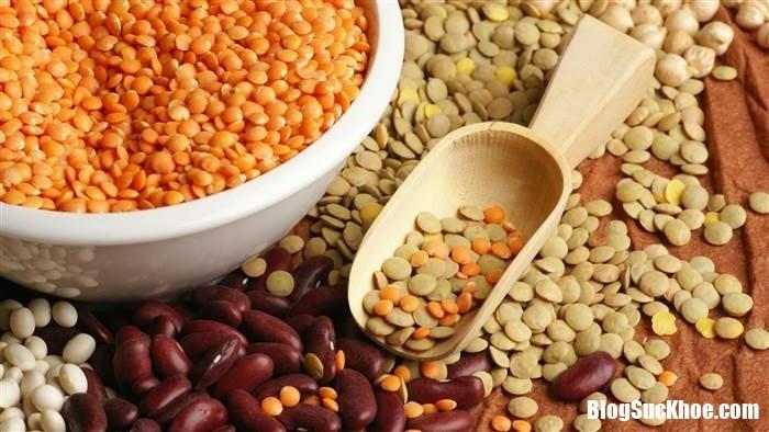 chickpeas lentils beans 222157725 Bạn hãy thêm vào thực đơn những món ăn sau nếu muốn thụ thai nhanh chóng!