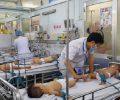 3 dịch bệnh trẻ em đồng loạt giảm