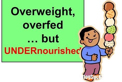 slide 16 lzue Vì sao trẻ béo phì vẫn bị suy dinh dưỡng?