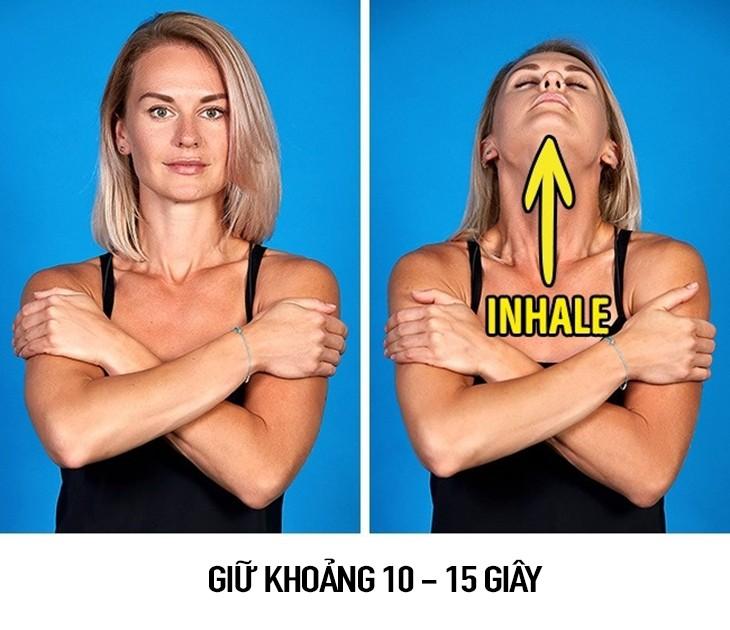 tap the duc 3 9 bài tập thể dục giúp khuôn mặt thon gọn và thanh thoát hơn