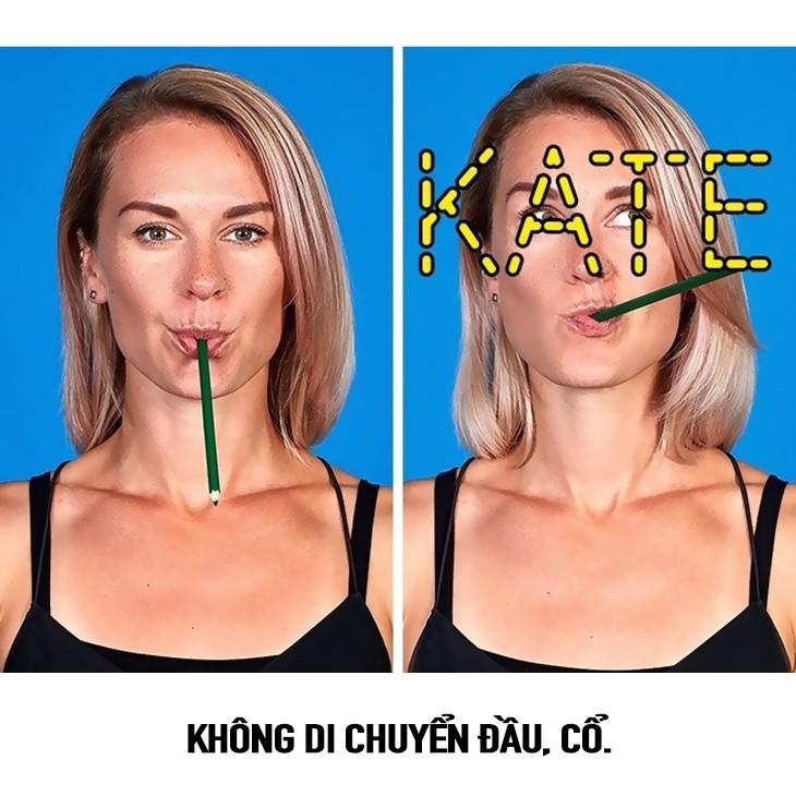 tap the duc 5 9 bài tập thể dục giúp khuôn mặt thon gọn và thanh thoát hơn