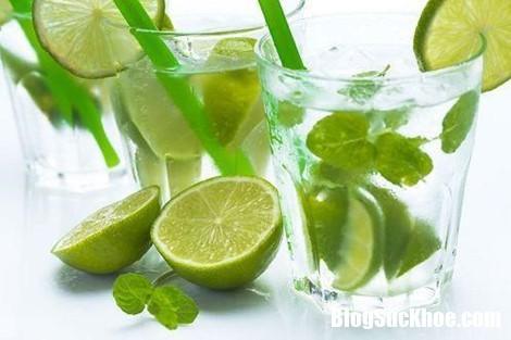 t2 mgoq Uống nước chanh đều đặn là bạn đang chăm sóc tốt cho cơ thể
