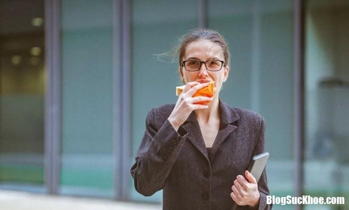 an sang khong dung cach 3 083812861 Thói quen ăn sáng còn có hại hơn nhịn ăn