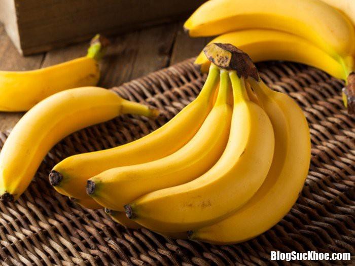 chuoi1 Ăn hoa quả để giảm cân: Đúng khi loại trừ 10 loại trái cây này!